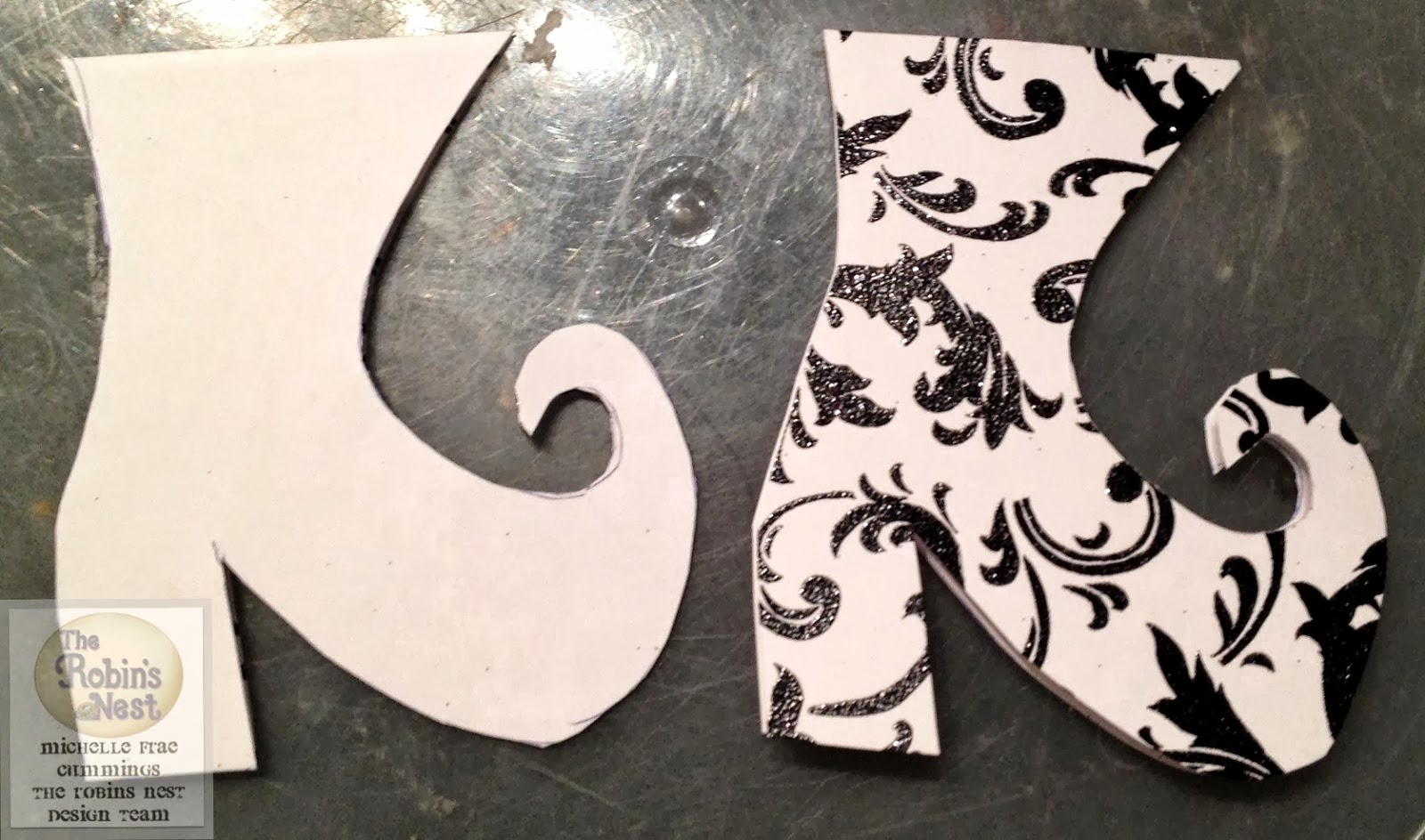 Chattering robins wicked witch shoe cards cut shoes out carefully fold over to show paper pattern maxwellsz