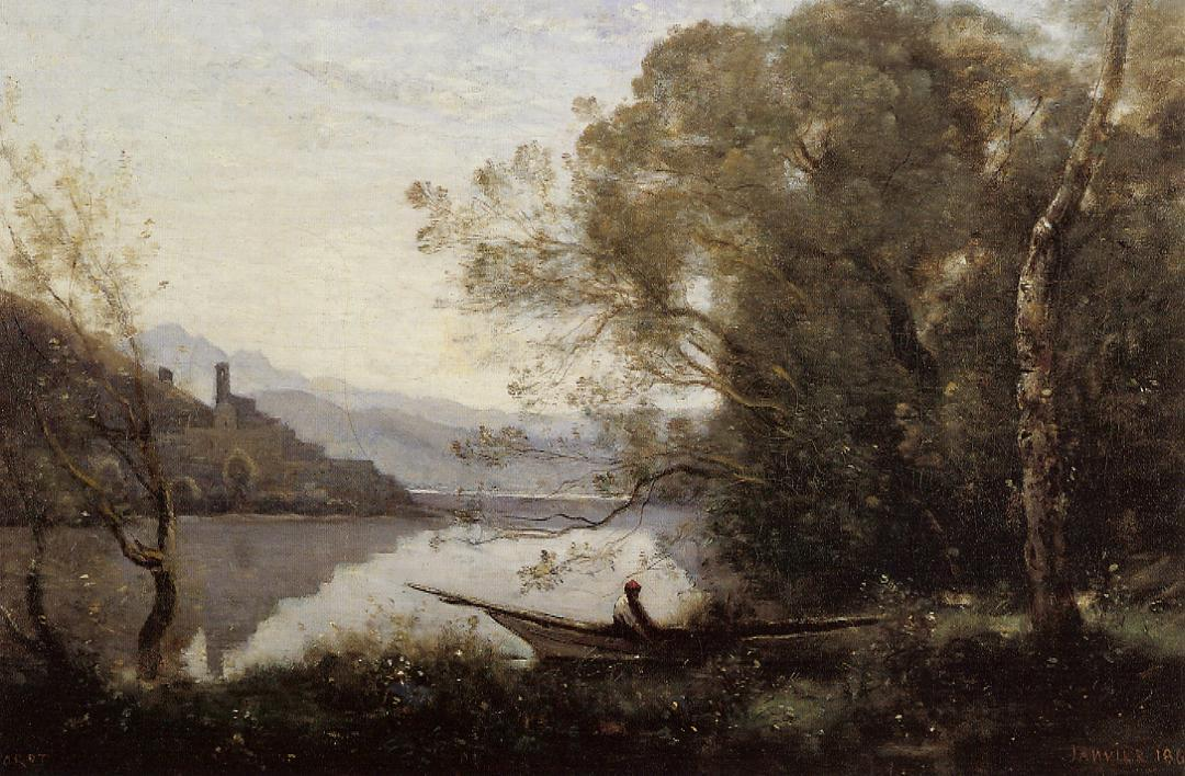 Art artists camille corot part 10 for Camille corot
