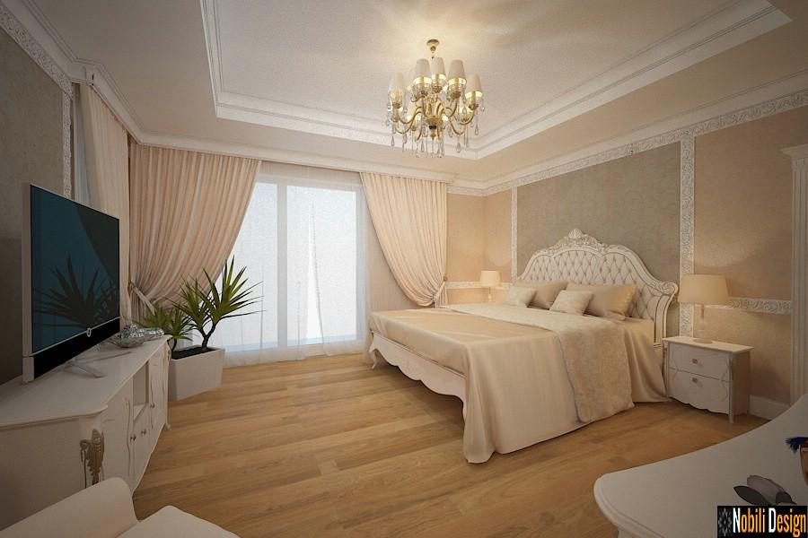 Design interior case stil clasic de lux in Constanta - Arhitect amenajari interioare Constanta