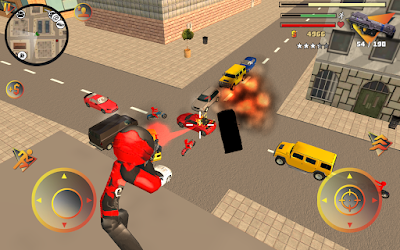 GTA Mod Stickman Rope Hero v 1.2 for Android Apk