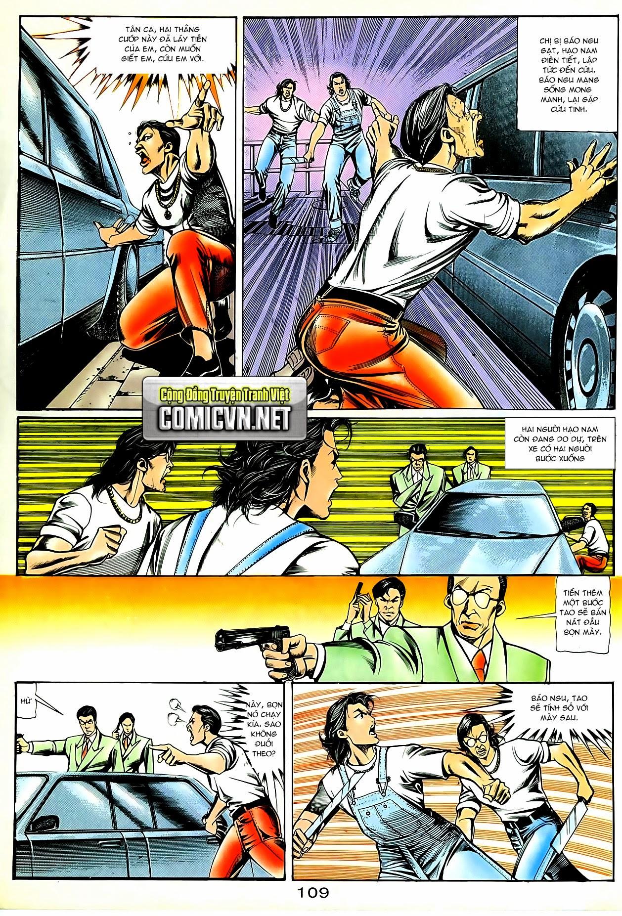 Người Trong Giang Hồ chapter 84: đỗ vương hạ tân trang 3