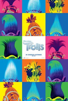 Trolls 2016 DVD R1 NTSC Latino