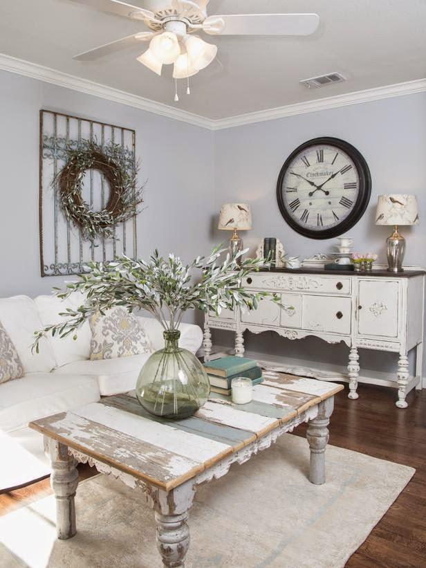 Best Home Design » shabby chic vintage home decor