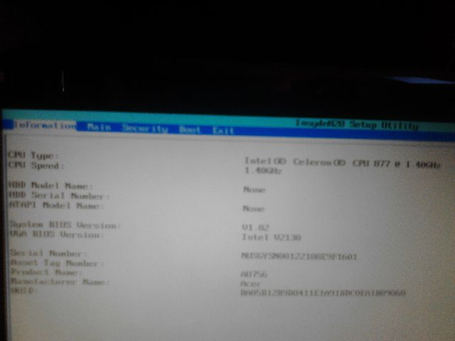 Cara Mengatasi No Bootable Device Insert Boot Disk And Press Any
