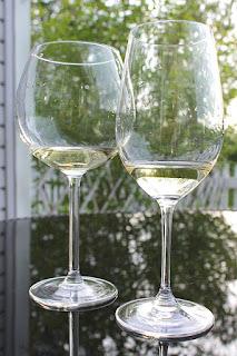 Chardonnay ja kanttarellitaskut
