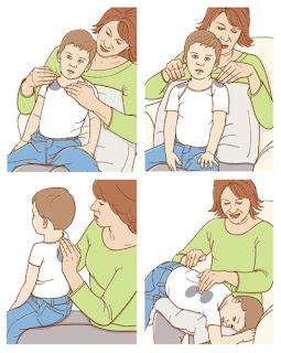 pijat cupping chest teraphy untuk mengeluarkan lendir akibat batuk pilek