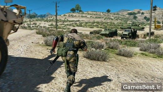 Metal Gear Solid V Ground Zeroes Fully PC Game