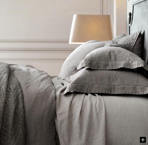 Belgian Linen Bed Sheets