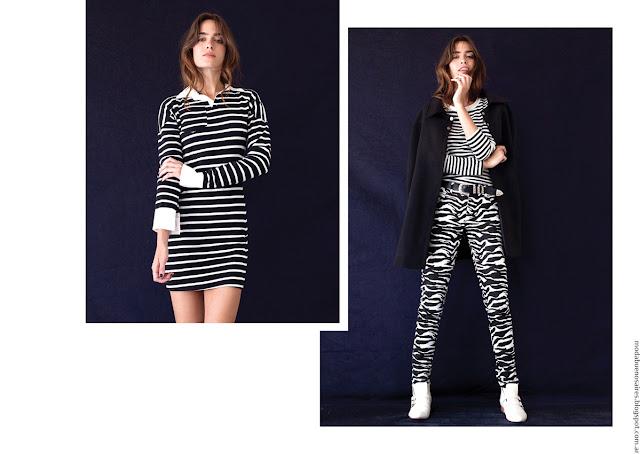 Pura Pampa invierno 2016 ropa de mujer moda. Moda 2016 vestidos.