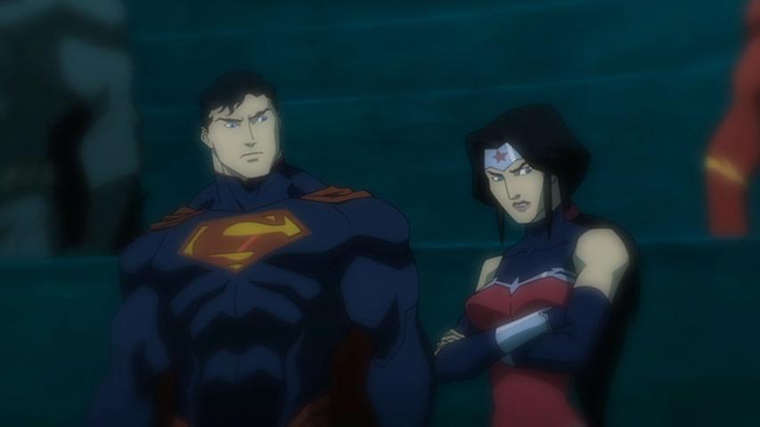 Liga Da Justiça Trono De Atlântida