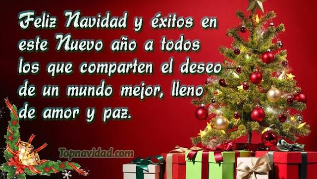 Felicitaciones imagenes de navidad con frases originales
