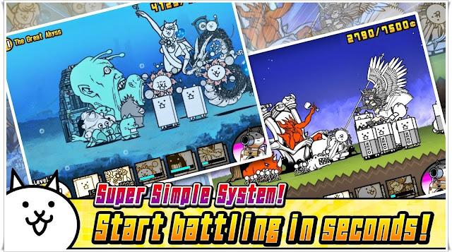 The-Battle-Cats-Screenshots