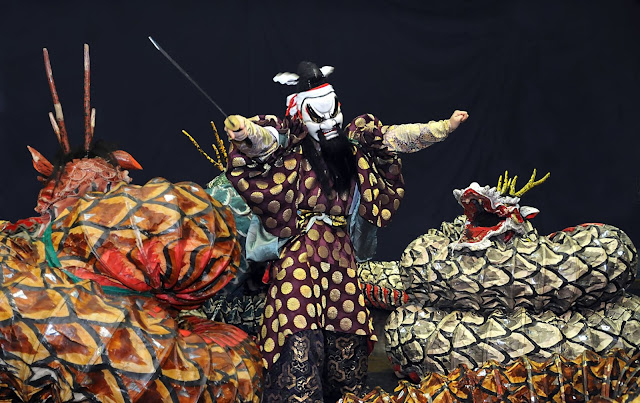 Iwami Kagura Offers a Unique Take on A Traditional Performance Art