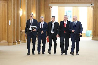 Liviu Dragnea, Sorin Grindeanu, Grindeanu-kormány, kormányalakítás, alkotmánybíróság, Victor Ciorbea, ombudsman
