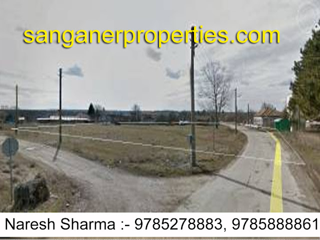 Commercial Land Near Railway Station In Sanganer