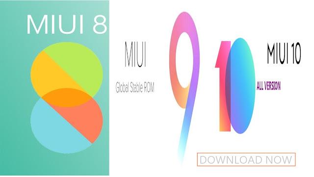 Kumpulan Rom/Firmware Xiaomi Mi 5/Pro Gemini Terbaru Lengkap
