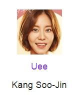 Uee pemeran Kang Soo-Jin