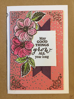 MidnightCrafting Paper Pumpkin alternate March 2018 May Good Things Grow Stampin Up