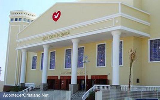Iglesia Pare de Sufrir Universal donación