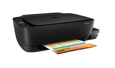 HP DeskJet GT 5810 Driver & Wifi Setup - Manual & Software