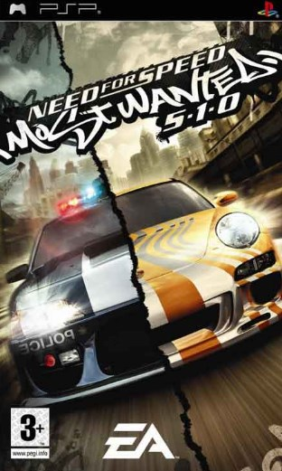 Download Game Need For Speed Most Wanted PSP Iso Ukuran Kecil