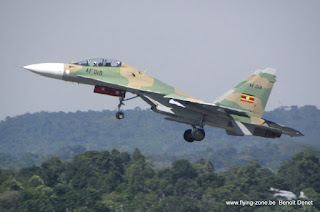 THE BEST AND MOST POWERFUL AIR FORCE IN AFRICA TODAY.