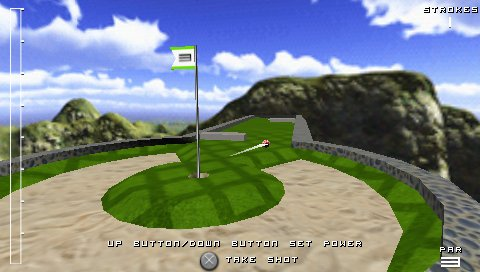 download game ppsspp cso ukuran kecil golf mania