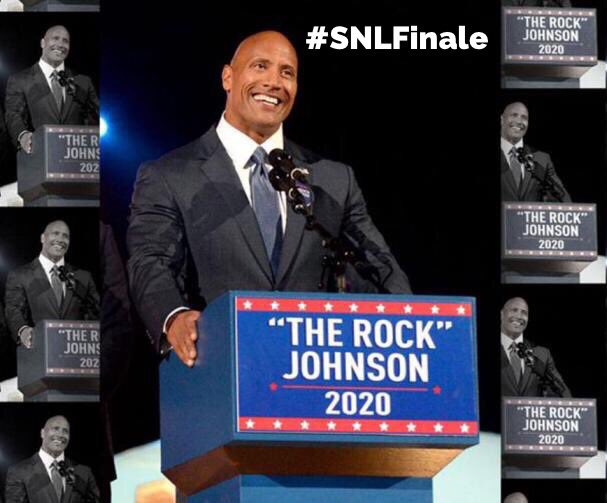 'Run the Rock 2020' forms to draft Dwayne 'The Rock' Johnson for president