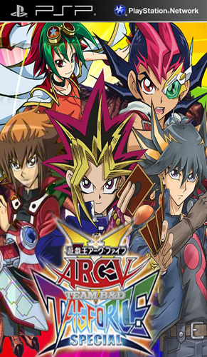 Yu-Gi-Oh! ARC-V Tag Force Special v2 [Español-Multi]