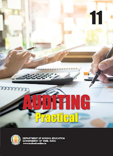 Plus one Auditing Practical Textbook