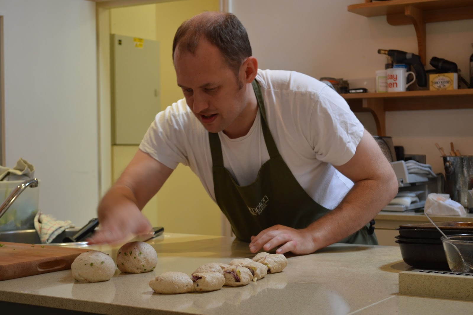 Artisan Baker Robert Swift