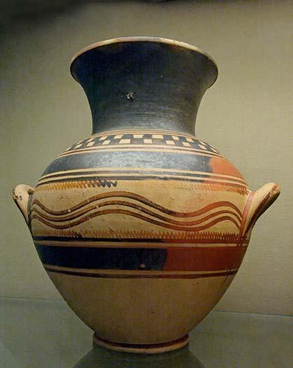 I vasi greci for Decorazione vasi