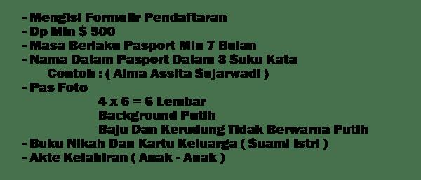 Paket Umroh April 2017