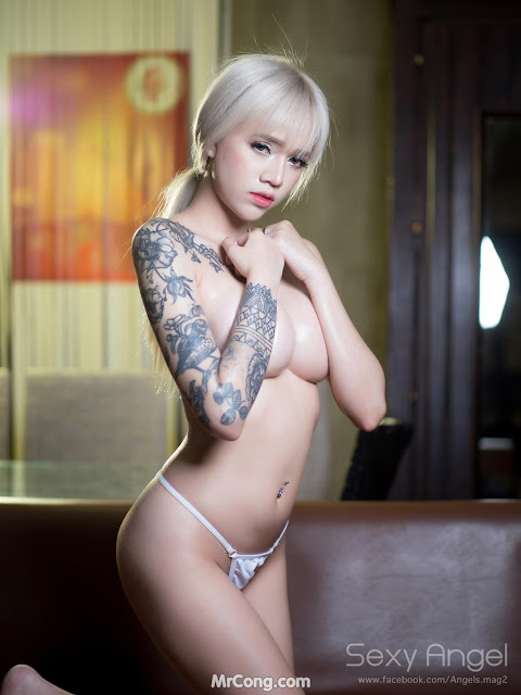 Hot girls Thai Model Sasithon Wonglangka 7