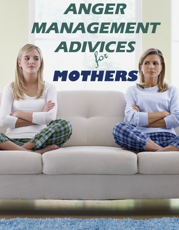 Anger Management Advices for Mothers