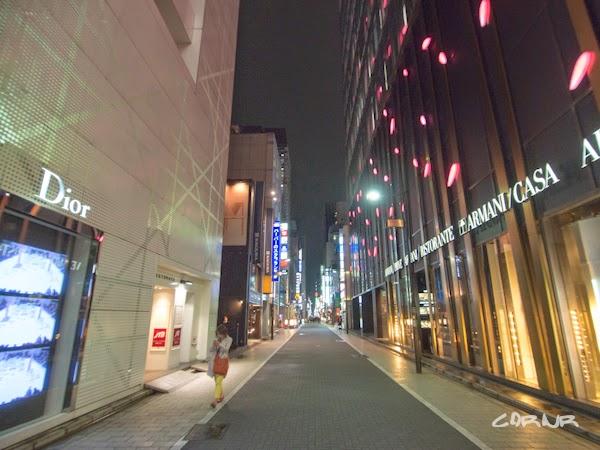 Tokyo, Ginza