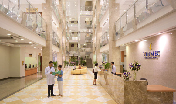 Phòng khám chăm sóc sức khoẻ chung cư D'Le Jardin du Luxembourg