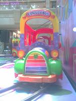 Sewa Choo Choo Train Jakarta