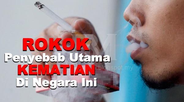 Rokok Penyebab Utama Kematian Di Negara Ini