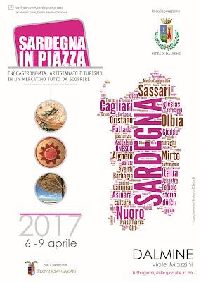 Sardegna in piazza 6-7-8-9 aprile Dalmine