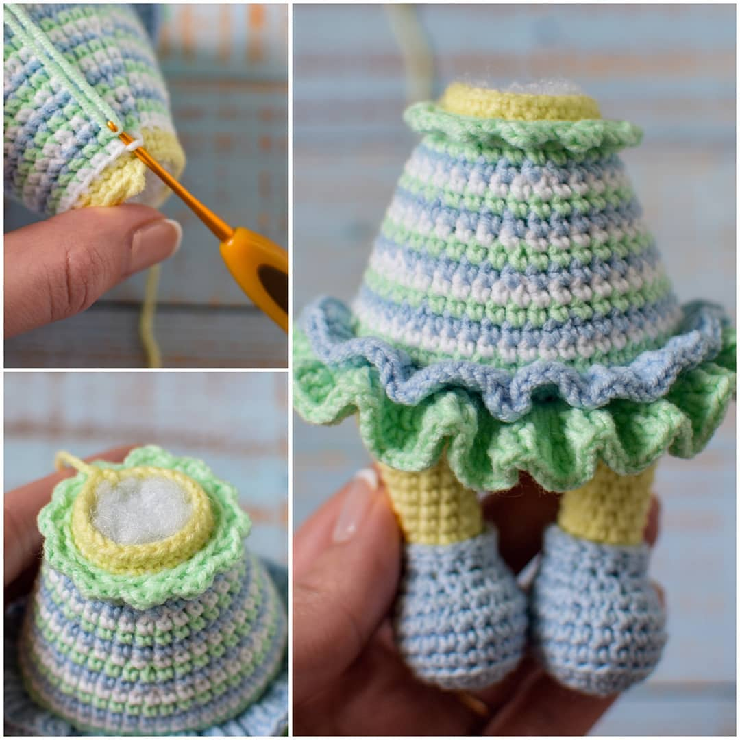 Crochet chik tutorial