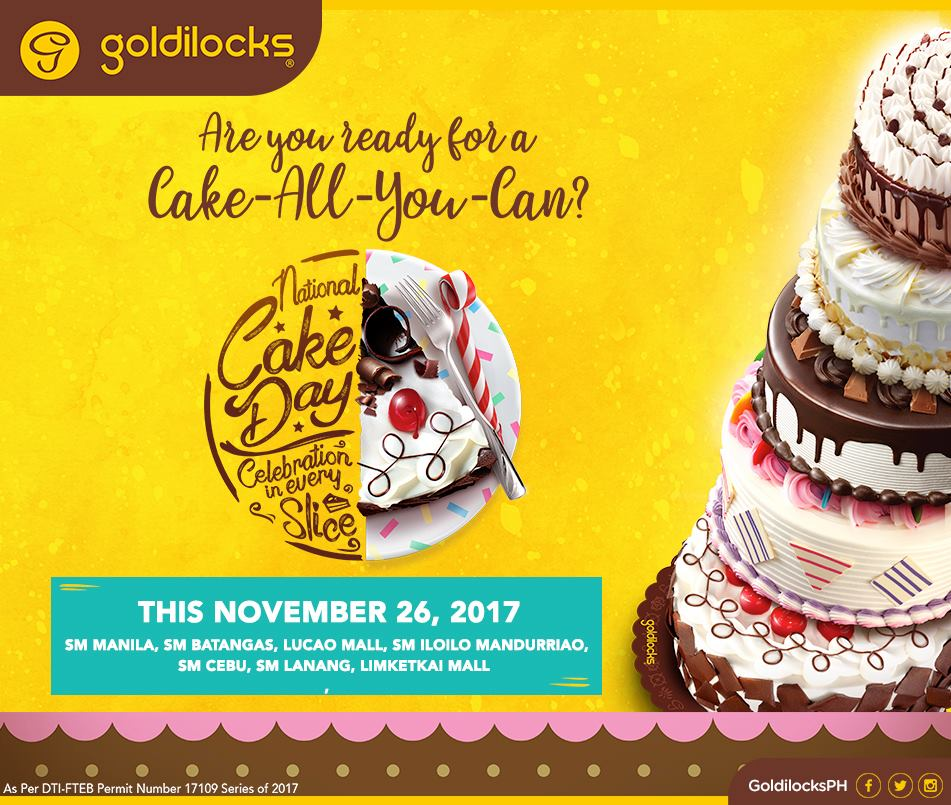 Goldilocks Decorate Your Own Cake