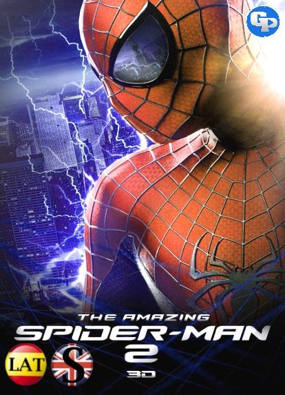 El Sorprendente Hombre Araña 2: El Poder de Electro (2014) HD 720P LATINO/INGLES