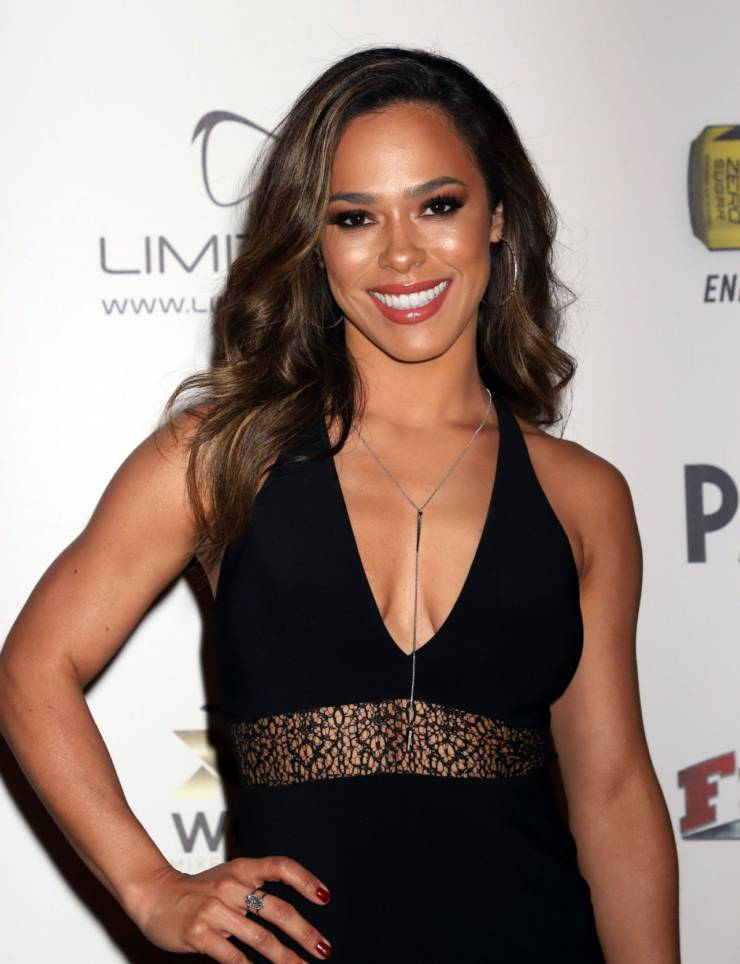Jessica Camacho At World Mixed Martial Arts Awards