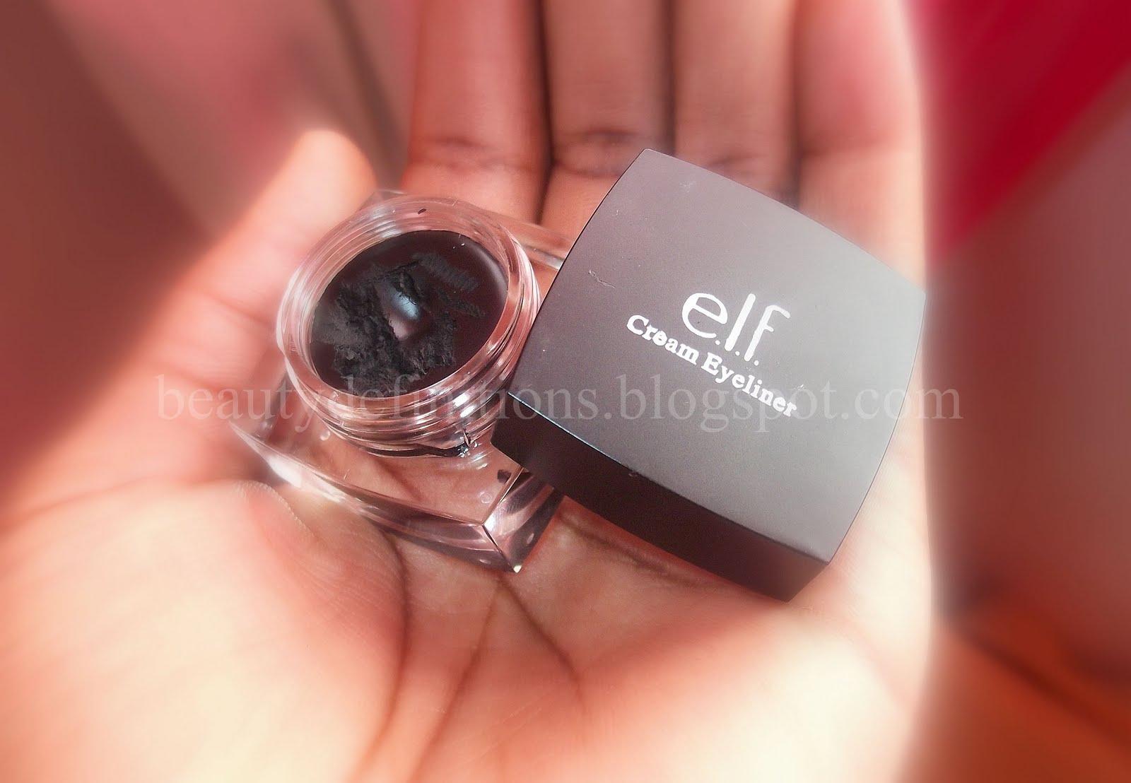 Elf eyeliner review