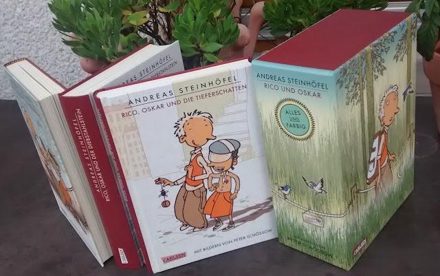 [Books] Andreas Steinhöfel - Rico, Oskar und das Herzgebreche (Rico und Oskar 2/3)