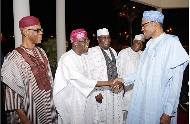 See The Exclusive Photos From The Presidential Dinner