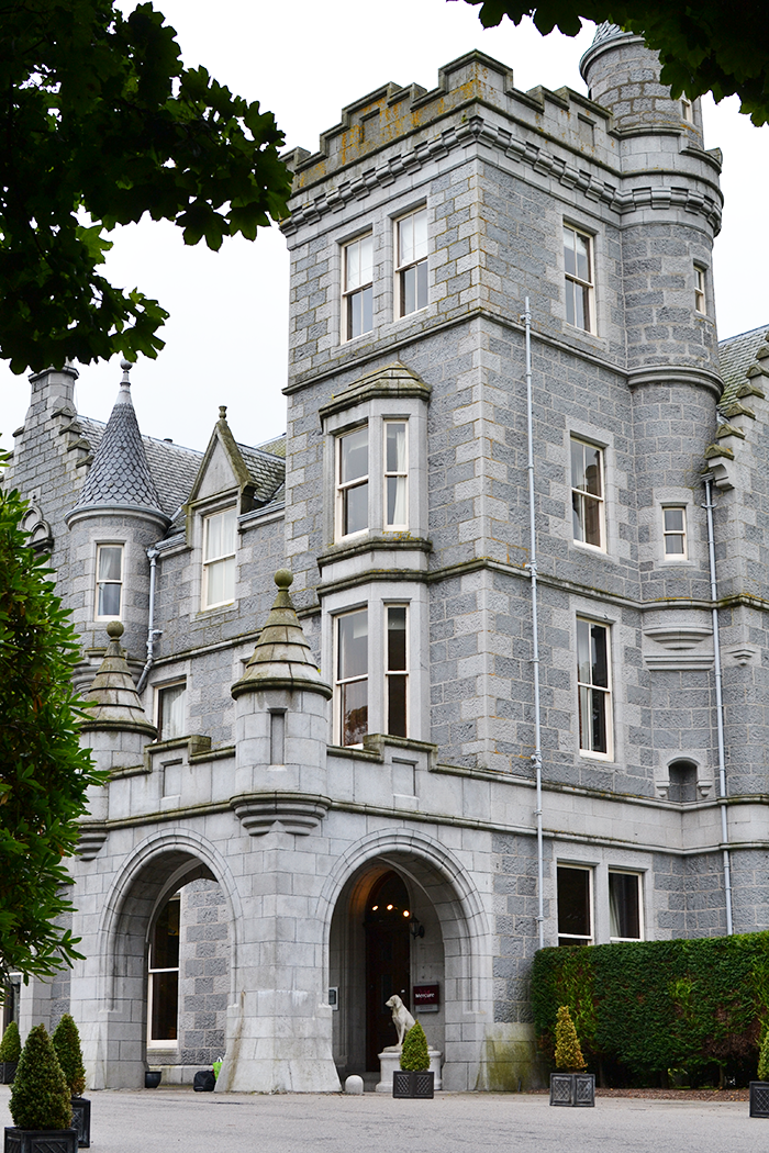 A trip to Ardoe House, Aberdeen #DestinationDeen | Colours and Carousels - Scottish Lifestyle, beauty & fashion blog