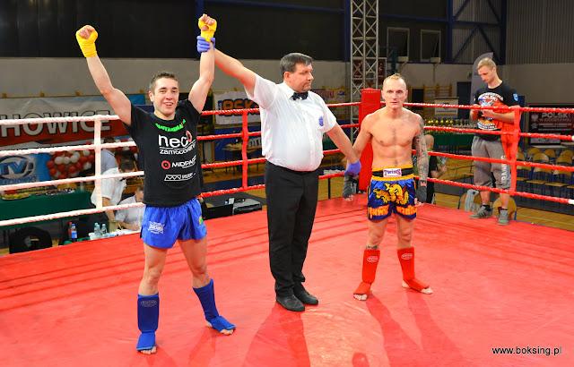 """Przemysław """"Kaciej"""" Kacieja, oriental rules, muay thai, thai box, tajski boks, k-1, sport Zielona Góra"""