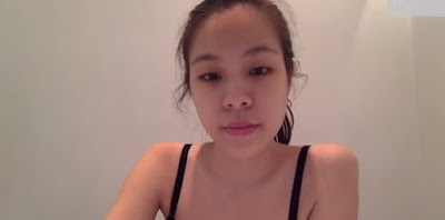 Hot Asian teen from singapore leaked sex video with boyfriend. Watch her nude and perform blowjob.